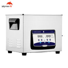 Degas Touch Key Benchtop Ultrasonic Cleaner For Dental Lab Scientific Tattoo Tools